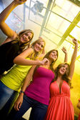 Girls night out — Stock Photo