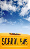 School Bus — Stock Photo