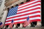 USA Flag — Stok fotoğraf