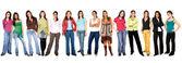 Group of women — Stock Photo