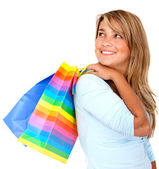 Going shoping — Stock Photo