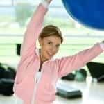 Pilates class — Stock Photo