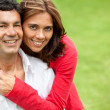 Couple portrait — Stock Photo #7710222