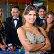 At casino — Stockfoto #7710353