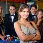 en un casino — Foto de Stock   #7710353