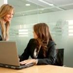 mujeres de negocios — Foto de Stock   #7710389