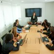 Business meeting — Stock Photo #7710396