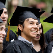 Grad students — Stockfoto #7710446