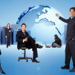 Global Business — Stock Photo #7710455