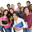 Group of students — Stock Photo #7710506