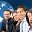 Worlwide business — Stock Photo #7710514