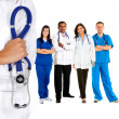 doctors team — Stock Photo #7710520