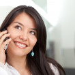 Royalty-Free Stock Photo: Business woman on the phone