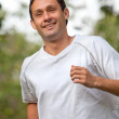 Man jogging — Stock Photo #7710572