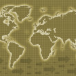 World map — Stockfoto #7710602