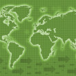World map — Stock Photo #7710605