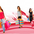 Shopping women — Stock Photo #7710611