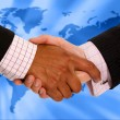 Business handshake — Stock Photo #7710616