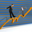 Business growth — Stock Photo #7710644