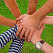Togetherness - Foto Stock