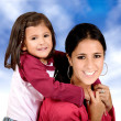 Mother and daughter — Stock Photo #7710688