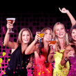 Girls Night out — Stockfoto