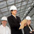 Architects at work — Stock Photo #7710755