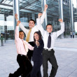Successful business team — Stock Photo #7710761