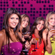 Girls night out — Foto Stock