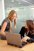Business women — Stockfoto