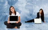 Internet technology — Stock Photo
