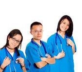 组的医生 — 图库照片