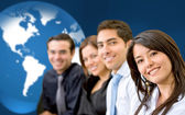 Worlwide business — Stock Photo