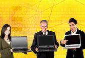 Firemní technoogy — Stock fotografie