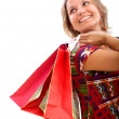 Shopping woman — Stock Photo #7730826