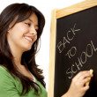 Back to school — Stockfoto #7731349