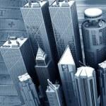 Corporate city illustration — Stock Photo #7731537