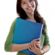 Beautiful female student — Stock Photo #7731640