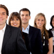 Business team — Stock Photo #7731810