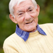 Happy senior man — Stock Photo