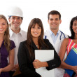 Professions and occupations — Stock Photo #7731985