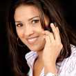 Business woman on the phone — Stock Photo #7732112