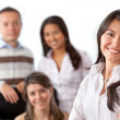 Business group portrait — Stock Photo #7732115