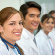 Medical team — Stock Photo #7732711