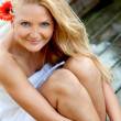 Stock fotografie: Beautiful woman portrait