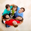 Group of friends hugging — Stock Photo #7736962