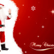 Merry Christmas background — Stock Photo #7738184