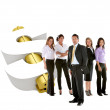 Business team — Stock Photo #7738205