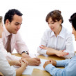 Business meeting — Stock Photo #7738700
