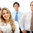 Group of business — Stock Photo #7739146